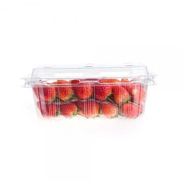 Strawberry Packed In A Punnet 400G