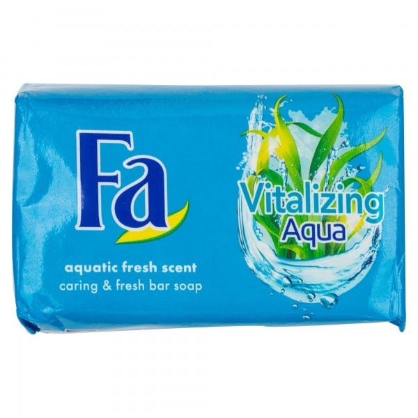 Fa Bar Soap Vitalizing Aqua 125G