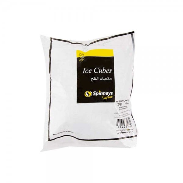 Spinneys Ice Cubes Small 2 Kg