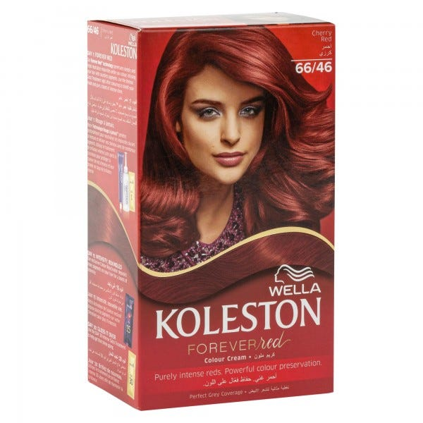 Wella Koleston Perect Vibrant Reds 66/46 Intense Red Violet Blonde 120ml