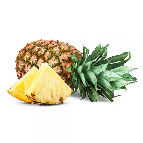 Pineapple Ghana Fresh Fruit per Kg