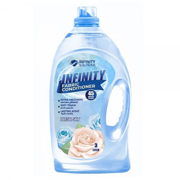 INFINITY Fabric Conditioner Blue 3L