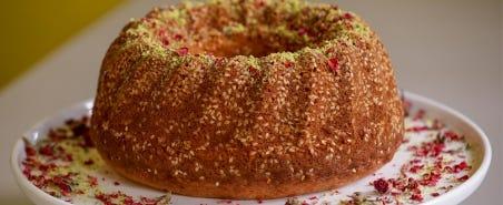 Tahini Cake
