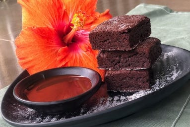 Flourless Chocolate Brownies